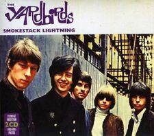 The Yardbirds Smokestack Lightning 2 CD Set For Your Love Heart Full Of Soul +++