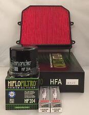 Honda XL1000 Varadero (2003 to 2013) Service Kit (Air / Oil Filter Spark Plugs)