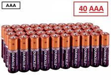 (40 Pack) Duracell AAA 1.5v Alkaline CopperTop Batteries (Exp 2026)