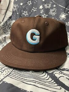 GOLF WANG BROWN G HAT - CAP - TYLER THE CREATOR