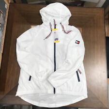 Tommy Hilfiger Ladies Windbreaker Womens Jacket White...