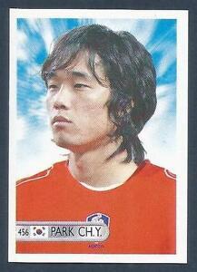 MUNDOCROM WORLD CUP 2006- #456-KOREA-PARK CHU YOUNG