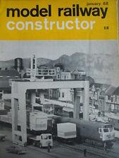 Model Railway Constructor 1 1968