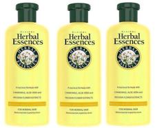 Herbal Essences Moisture Balance For Normal Hair Conditioner Aloe Vera 400mls x3
