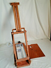 Jullian French Easel Julian Made In France Vintage Plein Air painting Very Good