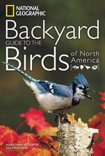 National Geographic Backyard Guide to the Birds of North America (National