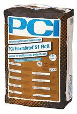 PCI flexmörtel S1 FLOTT 20 kg colla per piastrelle grande formato da pavimento