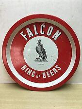 66019 Vassoio in metallo Pubblicitario Vintage - Birra Falcon Beer