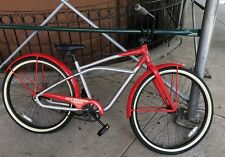 "2015 Felt New Belgium Fat Tire Beer Cruiser Bike Bicycle 29"" Tires Single Speed"