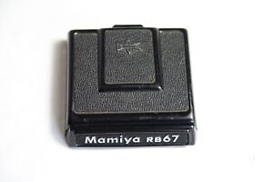 Mamiya RB 67 waist level finder
