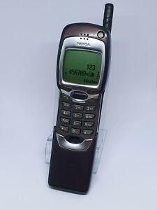 Nokia 7110 - Chamäleon (Ohne Simlock) Gebraucht Retro Rarität Matrix Kult Handy