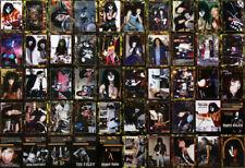 Kiss Eric Carr 2011 Collector Card Set Uncut Sheet