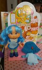 Blueberry Muffin Strawberry Shortcake doll from the 90s