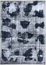 Design Vintage Picasso Aspect Jean Laver Persan Tapis D'Orient 3,24 X 2,30