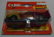 Ford Capri 3 Zakspeed 3.0 S Rot Corgi Original Verpackt