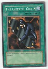 YU-GI-OH The Cheerful Coffin Common englisch MRD-DE059 Fröhlicher Sarg
