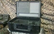 Explorer Cases  Hard Case w/ wheels Black (with foam) equiv. Pelican 1650
