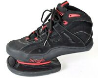 Strength Mens Jump Training Shoes Size 8.5 Plyometric Athletic Basketball Black
