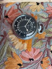 Dial Pocket Watch 22J Antique Hamilton 4992B Military