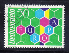 LIECHTENSTEIN 1960 SG404 Europa 50c - very fine used. Catalogue £80