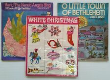 lot of 3 vintage CHRISTMAS records 1970s MR. PICKWICK factory SEALED 45rpm