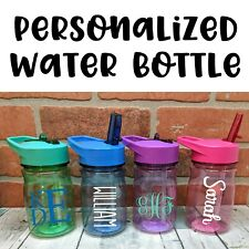 13.2 oz Bottle Personalized Gift for Kids with Monogram or Name
