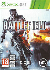 BATTLEFIELD 4 for Xbox 360 - with box & manual - PAL