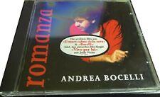 Andrea Bocelli - Romanza / Ausgabe 1997