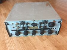 Bendix / General Dynamics R-1051B/URR HF Communications Receiver RARE #2