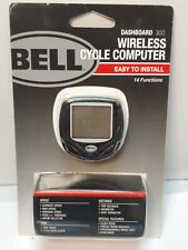 Bell Dashboard 300 Wireless Cycle Computer **Brand New** 14 Functions