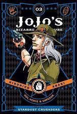 Jojo's Bizarre Adventure Part 3 Stardust Kreuzzüge 3 von Araki, horihiko, neues ...