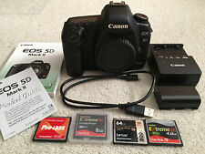 Canon EOS 5D Mark II 21.1 MP Digital SLR Camera Low Shutter Count with Cards