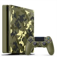 SONY PlayStation 4 Console Call of Duty World War II 2 Limited Edition JAPAN PS4