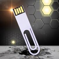 USB 2.0 128GB Metal Flash Drive Memory Stick Storage Pen Disk Digital U Disk Lot