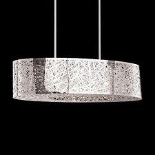 "New E21310-10PC Inca Oval Shade Bird Nest Chandelier 8 Light Ceiling Lamp L32"""
