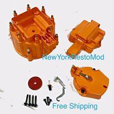GM HEI Distributor ORANGE cap rotor set SBC BBC 50K or 65K volt Chevy NEW Kit