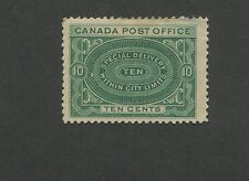 1898 Canada Special Delivery Within City Limits 10c Postage Stamp #E1
