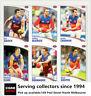 Popular--2009 Select AFL Sticker Base Team Set Brisbane (12)