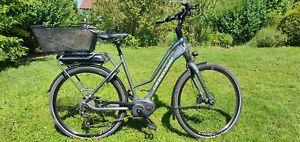 Cannondale E-Bike / Mavaro Women's Headshok mit Boschmotor und Bosch Nyon