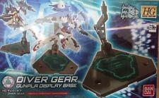 BANDAI HGBC Gundam Build Divers Gundam Diver gear Plastic Model Japan