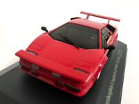 IXO 1/43 Lamborghini Countach LP500S 1982 Front Wing RED from Japan LTD ZI-L07