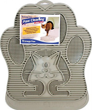 Mat For Omega Paw Self Cleaning Cat Litter Box Roll Kitty Pewter Scoop Automatic