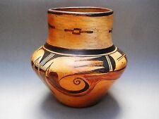 NAMPEYO of Hano! REDUCED Price!!! Rare SIKYATKI REVIVAL Hopi-Tewa Pottery VASE!