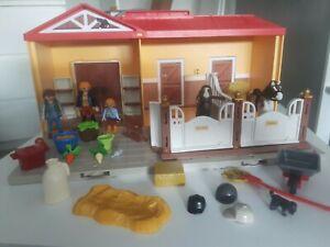 Playmobil Mitnehm Reitstall