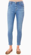 New ListingNwt J Brand Women's Cerulean Alana High Rise Crop Skinny Size 30 $228