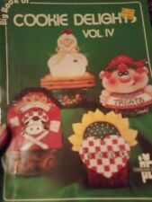 Decorative Tole Painting Pattern Book Cookie Delights Vol Iv