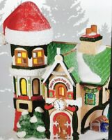 Dept 56 Building Santa's North Pole Office Toy Land Series Building 4036540 NEW