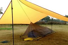 Ultralight Outdoor Camping Tent Summer Single Person Mesh Tent Body Inner Tent
