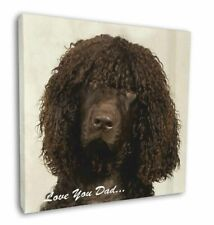 More details for irish water spaniel 'love you dad' 12