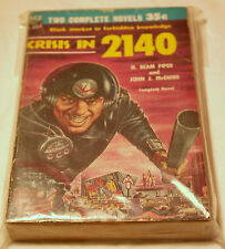 Crisis in 2140 & Gunner Cade H. Beam Piper Ace Double Used First Printing